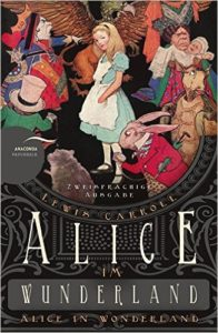 Cover von dem Buch Alice im Wunderland / Alice in Wonderland