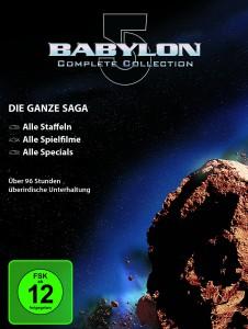 Cover von Babylon 5