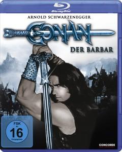 Cover von Conan der Barbar