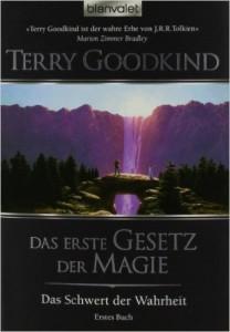 Cover von Das Schwert der Wahrheit 1: Das erste Gesetz der Magie