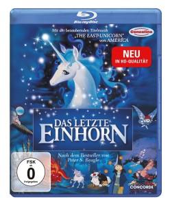 Cover von Das letzte Einhorn