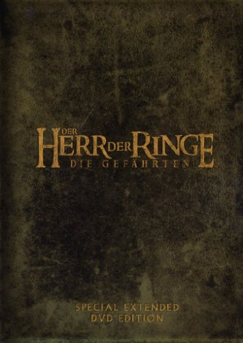 Herr Der Ringe Extended Edition Dvd