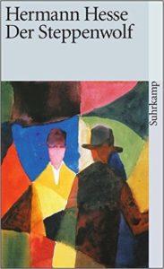 Cover von dem Buch Der Steppenwolf von Hermann Hesse