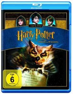 Cover von Harry Potter und der Stein der Weisen