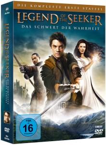 Cover von Legend of the Seeker - Das Schwer der Wahrheit