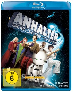 Cover von Per Anhalter durch die Galaxis