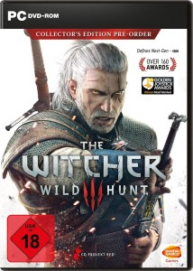 Cover von The Witcher 3: Wild Hunt