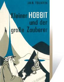 Cover von Kleiner Hobbit und der großer Zauberer