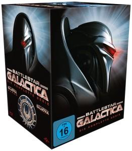 Cover von Battlestar Galactica