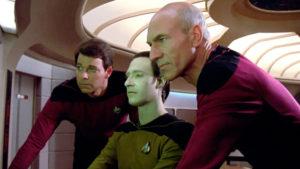 Szene aus Star Trek: Das nächste Jahrhundert