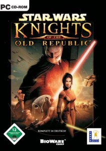 Cover von Knights of the old Republic