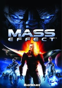 Cover von Mass Effect