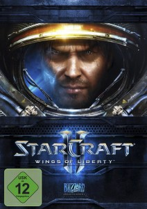 Cover von StarCraft 2: Wings of Liberty