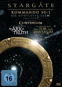 Cover von Stargate - Kommando SG-1