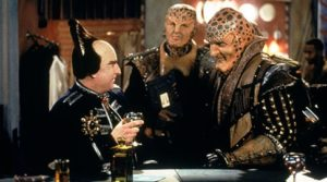 Szene aus der Serie Babylon 5