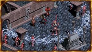 Action in Diablo