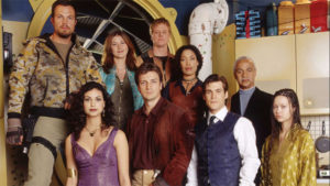 Der Cast von Firefly - Aufbruch der Serenity