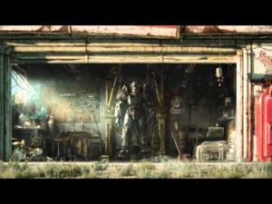 Szene auf Fallout 4