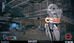 Screenshot von Mass Effect