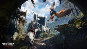 Screenshot von The Witcher 3