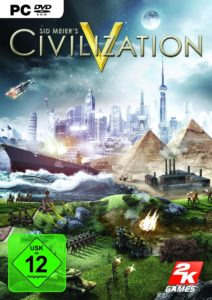 Cover von Sid Meier's Civilization V
