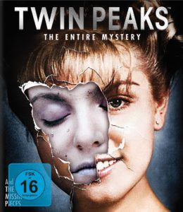 Cover von Twin Peaks - The entire Mystery