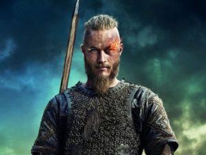 Ragnar Lothbrok aus der Serie Vikings