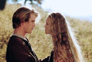 Filmszene aus Die Braut des Prinzen