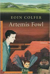 Cover von Aremis Fowl