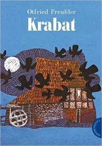 Cover von dem Buch Krabat von Otfried Preußler