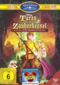 Das Cover von Taran und der Zauberkessel