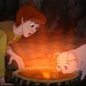 Taran und das Schwein Hen Wen