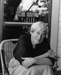 Autorin Ursula Le Guin