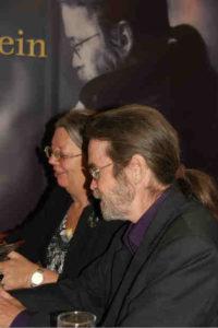 Das Autorenpaar Heike und Wolfgang Hohlbein