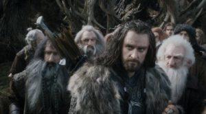 Thorin Eichenschild und seine Zwerge