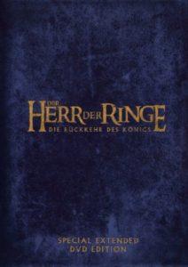 Filmcover von Der Herr der Ringe - Die Rückkehr des Königs
