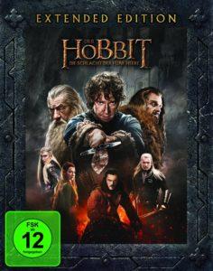 Cover von Der Hobbit: Die Schlacht der fünf Heere