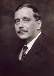 Autor H.G. Wells