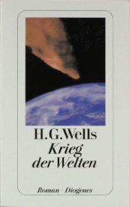 Buchcover von Krieg der Welten