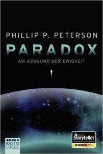 Cover von Paradox: Am Abgrund der Ewigkeit