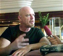 Fantasy- und Sci-Fi Autor Tad Williams