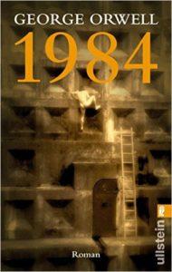 Cover von dem Buch 1984 (Neunzehnhunndertvierundachtzig)
