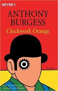 Buchcover von Clockwork Orange