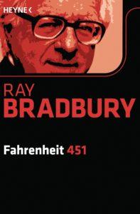 Buchcover von Fahrenheit 451