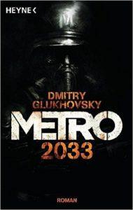 Buchcover von Metro 2033