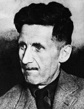 Autor George Orwell