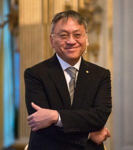Literaturnobelpreisträger Kazuo Ishiguro