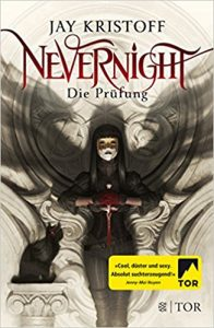 Buchcover von Nevernight: Die Prüfung