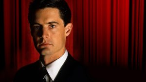 Agent Cooper (Kyle MacLachlan) aus Twin Peaks